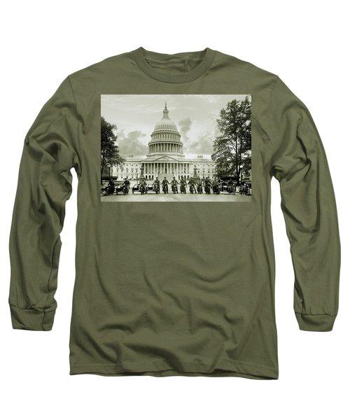 The Presidents Club Long Sleeve T-Shirt
