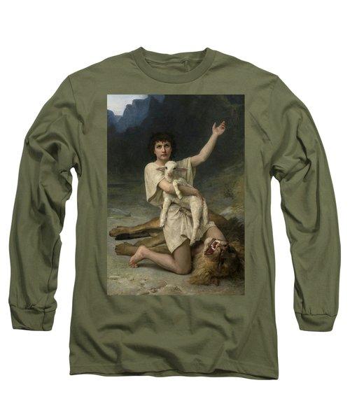 The Shepherd David Triumphant Long Sleeve T-Shirt