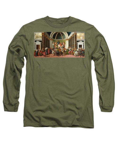 The Story Of Virginia Long Sleeve T-Shirt