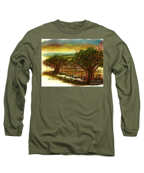 The Voices Of The Wind Long Sleeve T-Shirt