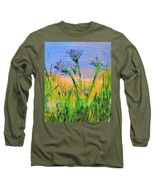 Thistles One Long Sleeve T-Shirt