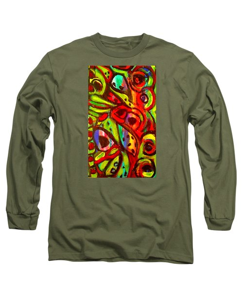 Tide Is Out Long Sleeve T-Shirt