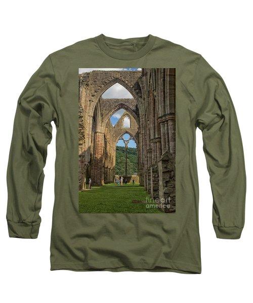 Tintern Abbey Long Sleeve T-Shirt