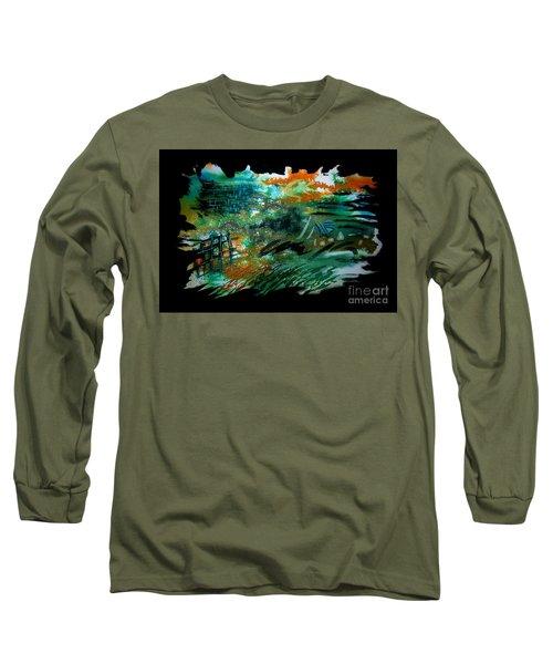 Untitled-104 Long Sleeve T-Shirt