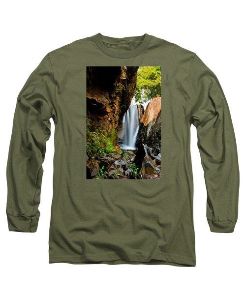 Waterfall Long Sleeve T-Shirt