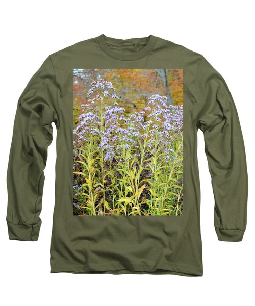 Long Sleeve T-Shirt featuring the photograph Whimsy by Deborah  Crew-Johnson