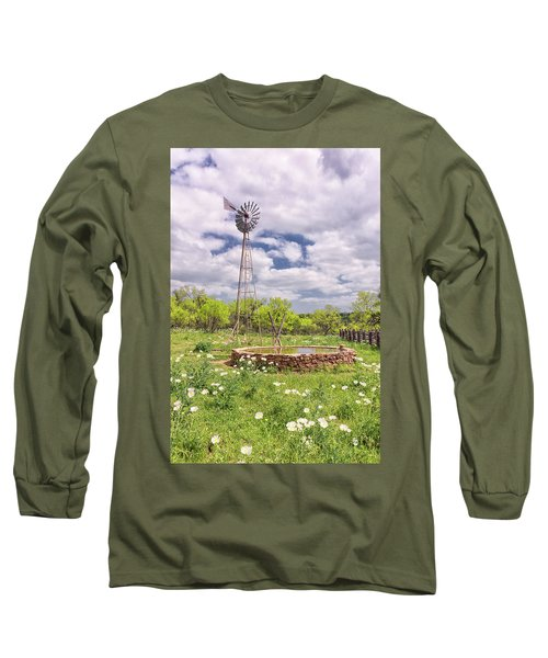 Wind And Water Long Sleeve T-Shirt