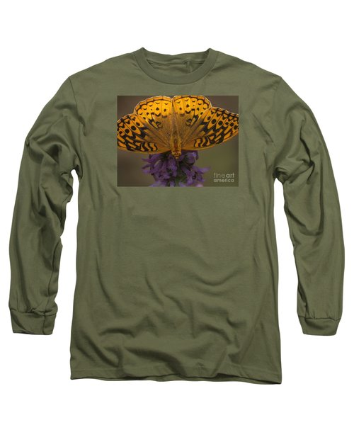 Wingspan Long Sleeve T-Shirt
