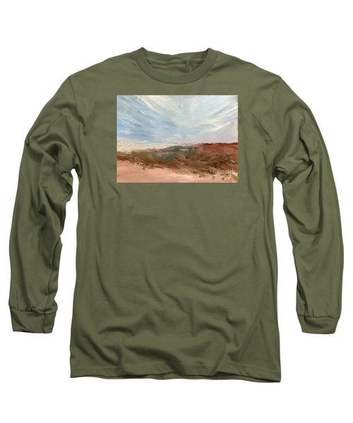 Witness Long Sleeve T-Shirt by Trilby Cole