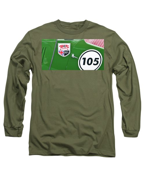 Long Sleeve T-Shirt featuring the photograph 105 2039 by Guy Whiteley