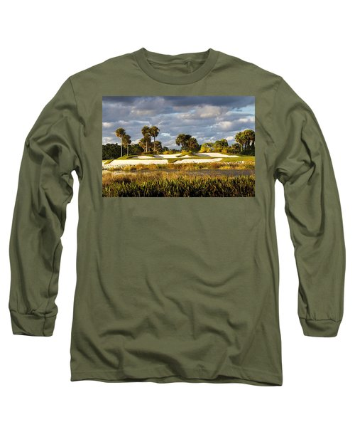 18th Hole Long Sleeve T-Shirt