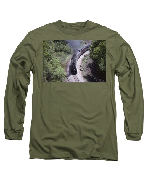 1218 Near Old Fort Long Sleeve T-Shirt