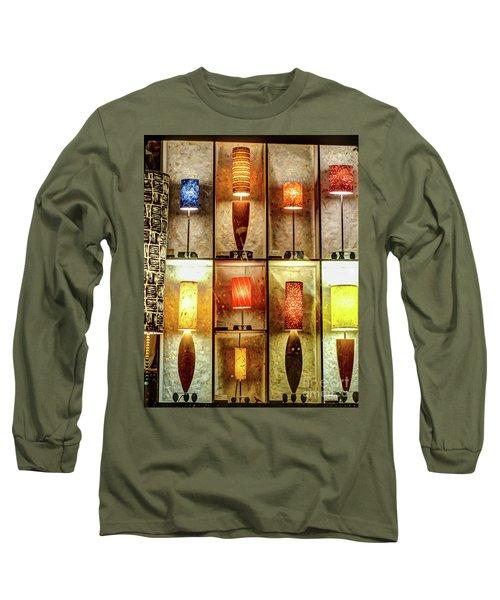 1221b Lincoln St. Long Sleeve T-Shirt