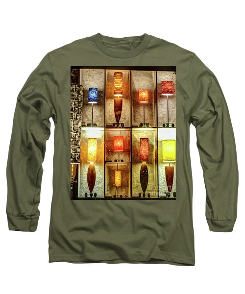 1221b Lincoln St. Long Sleeve T-Shirt