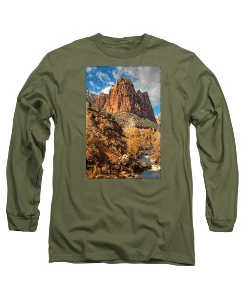 Zion National Park Long Sleeve T-Shirt
