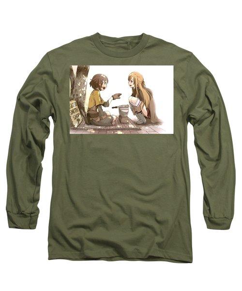 Sword Art Online Long Sleeve T-Shirt