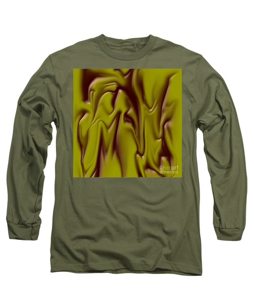 1710 Abstract Thought Long Sleeve T-Shirt
