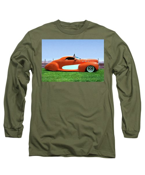 1939 Lincoln Zephyr Coupe Long Sleeve T-Shirt