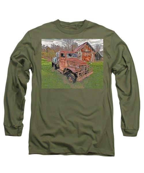1941 Dodge Truck #2 Long Sleeve T-Shirt