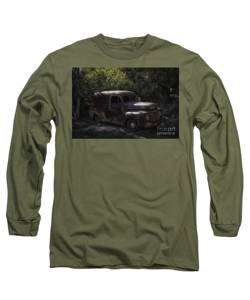1950 Ford Panel Truck  Long Sleeve T-Shirt