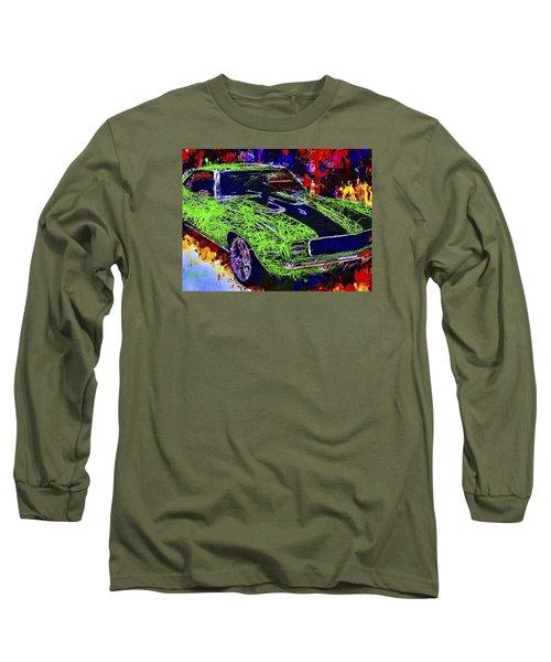 1969 Camaro Z28 Long Sleeve T-Shirt