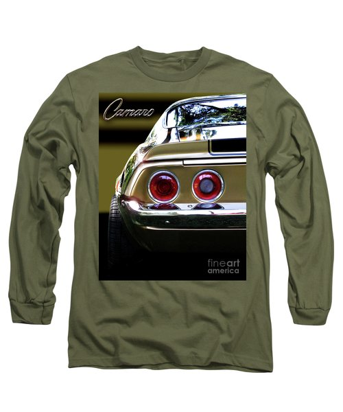 1970 Camaro Fat Ass Long Sleeve T-Shirt