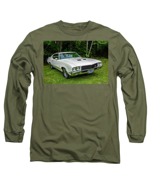 1971 Buick Skylark Gs Long Sleeve T-Shirt