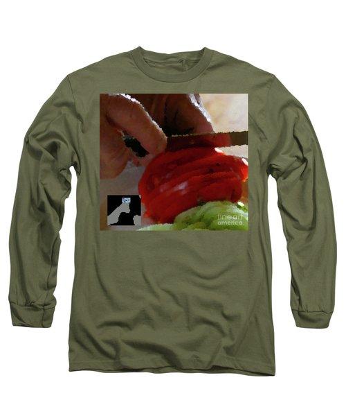 2-4-2057o Long Sleeve T-Shirt