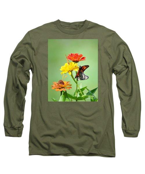A New Beginning Long Sleeve T-Shirt