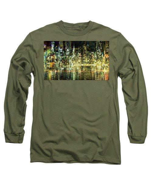 All That Glitters Long Sleeve T-Shirt
