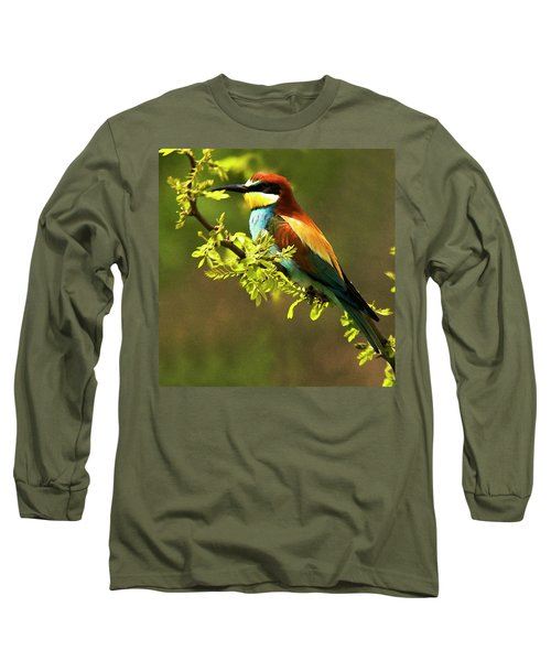Bee Eater Long Sleeve T-Shirt