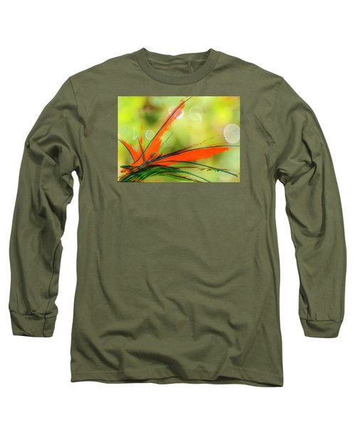Bird Of Paradise 2 Long Sleeve T-Shirt