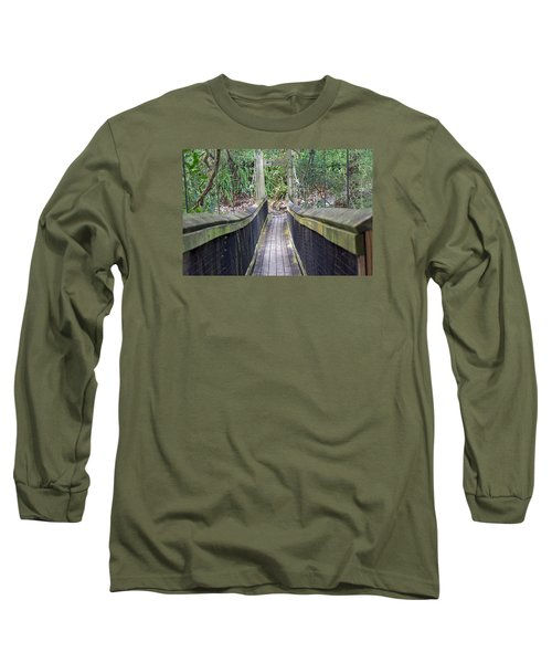 Bridge To Paradise Long Sleeve T-Shirt