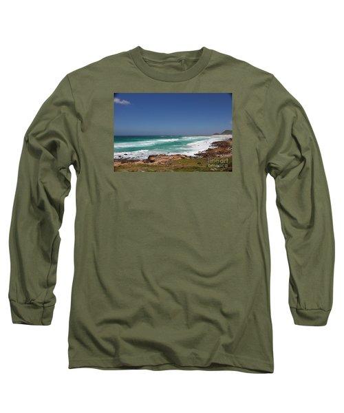 Capetown Peninsula Beach  Long Sleeve T-Shirt