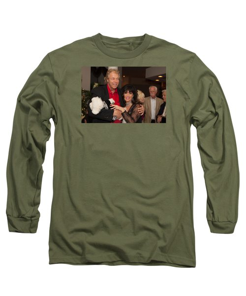 Christmasparty Long Sleeve T-Shirt