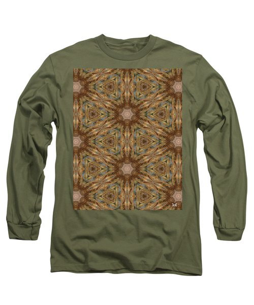 Connections Long Sleeve T-Shirt by Maria Watt