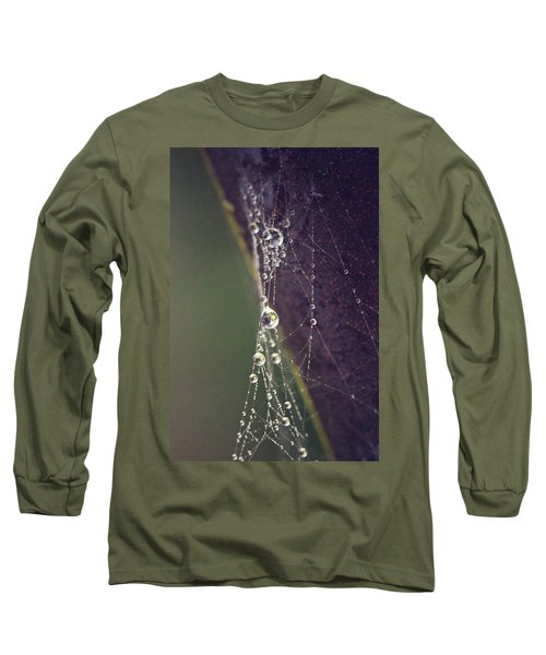 Droplets Long Sleeve T-Shirt