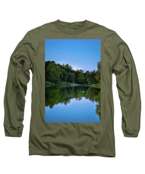 2 Ducks Long Sleeve T-Shirt