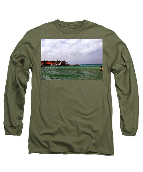 Island Harbor Long Sleeve T-Shirt