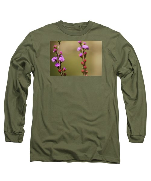 Long Sleeve T-Shirt featuring the photograph Mirror Image by Ramona Whiteaker