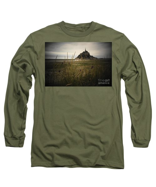 Mont St Michel Long Sleeve T-Shirt