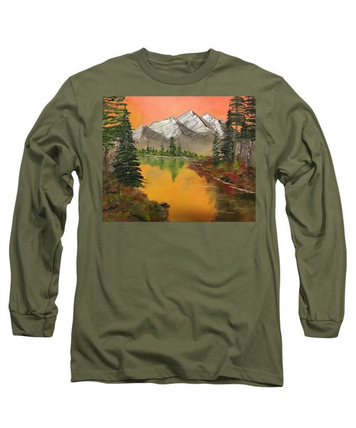 Pine Lake Long Sleeve T-Shirt