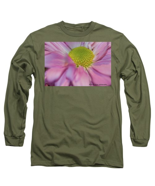 Purple Passion Long Sleeve T-Shirt by Nance Larson