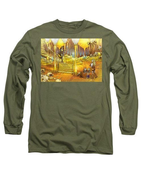 Queen Of The Hive Long Sleeve T-Shirt