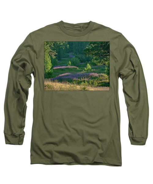 Summer Time Long Sleeve T-Shirt
