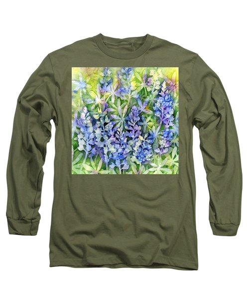 Texas Blues  Long Sleeve T-Shirt