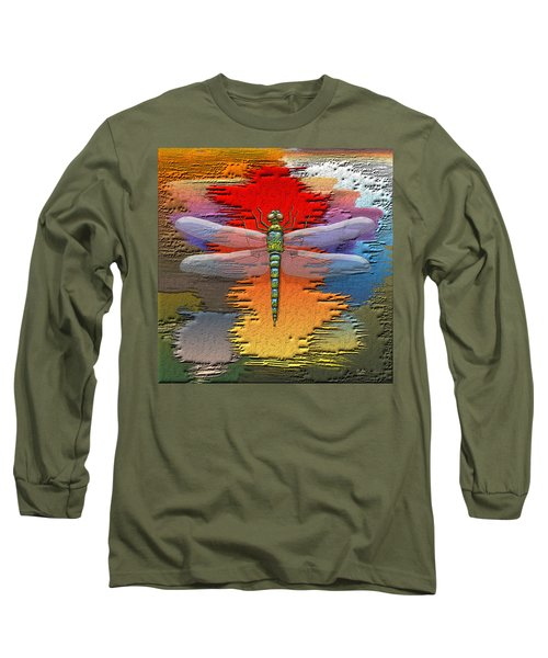 The Legend Of Emperor Dragonfly Long Sleeve T-Shirt