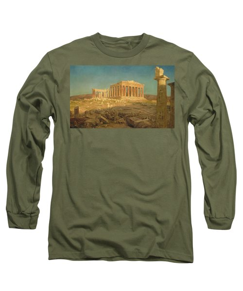 The Parthenon Long Sleeve T-Shirt