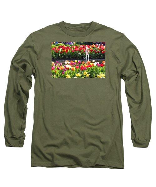 Tulip Festival Long Sleeve T-Shirt
