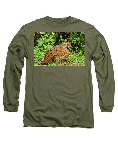 Weka Long Sleeve T-Shirt by Patricia Hofmeester
